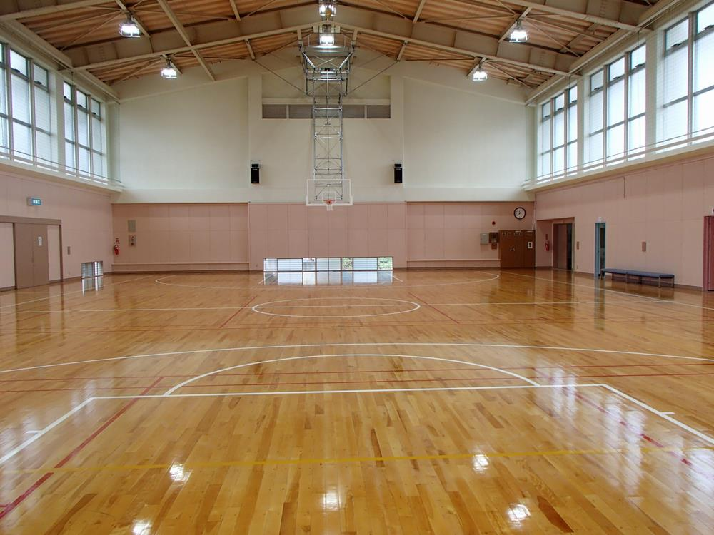 高浜町 西地区体育館